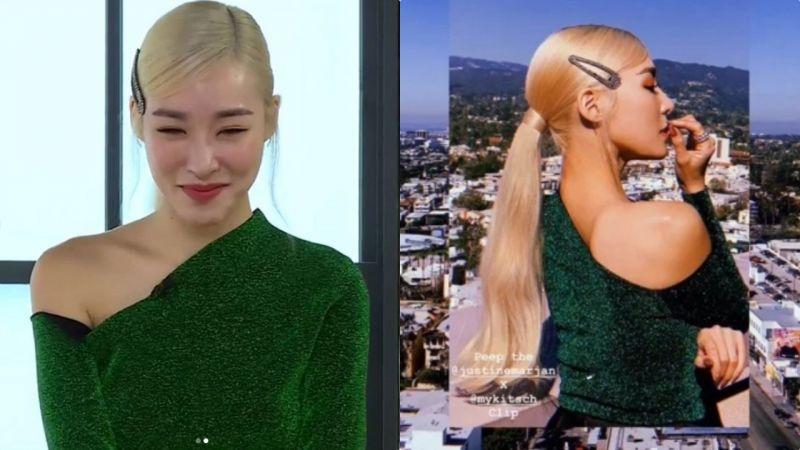 Tiffany的真人版長髮公主造型登上熱搜:又美出了新高度!