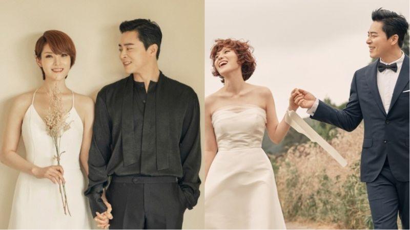 曹政奭♥Gummy和家人們一起進行了結婚儀式,成為正式夫妻!幸福婚紗照公開!