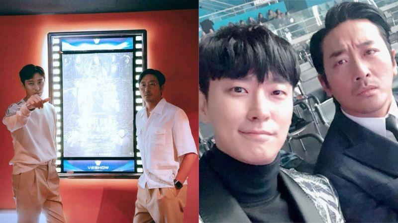 哥倆好二次合作!繼《與神同行》後 河正宇、朱智勛確定出演新電影《綁架》