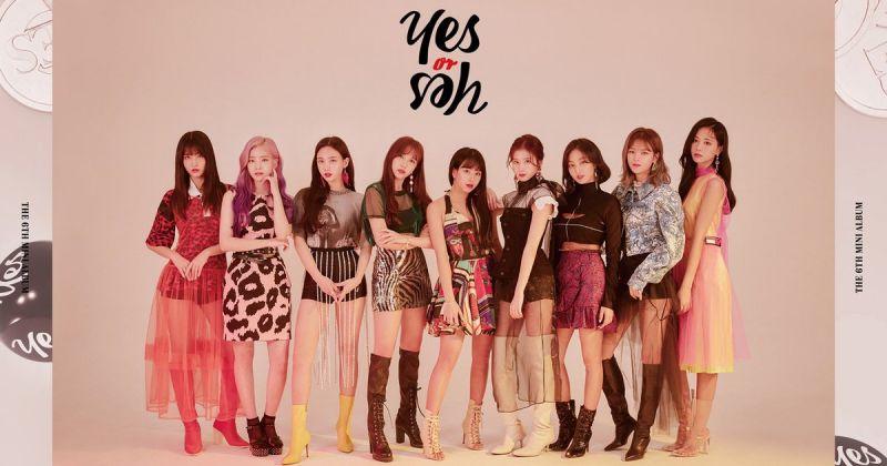 TWICE 第九支破三亿 MV 诞生!恭喜〈Yes or Yes〉跨越新门槛~