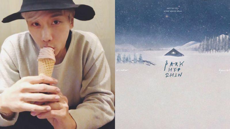 2018 年通殺音源榜第一人⋯⋯朴孝信新歌〈冬季的聲音〉再度溫暖無數人!