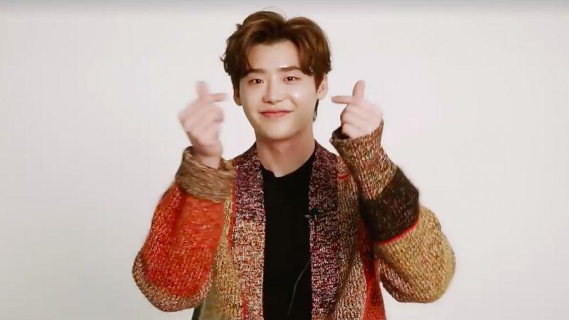 李鐘碩陪你共度 2018 出道後首組年度周邊〈Welcoming Collection〉即將問世!