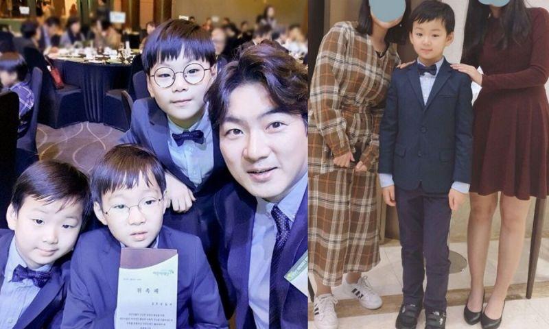 大韓民國萬歲三胞胎近照公開:只有個子長高,臉蛋還是那麼可愛!