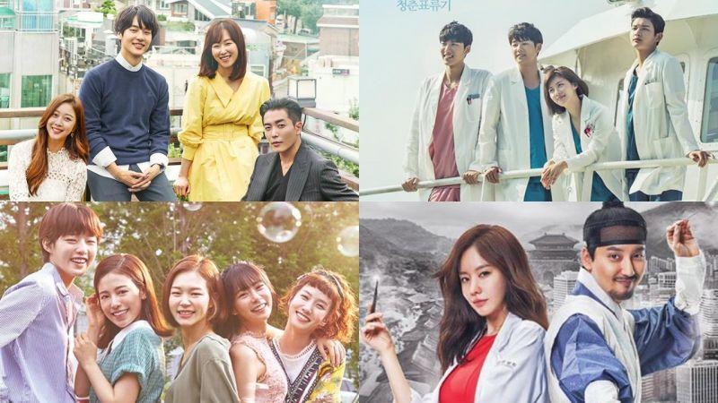 【韓劇】2017年9月底:最新一週大家是如何排滿自己的追劇行程呢!?