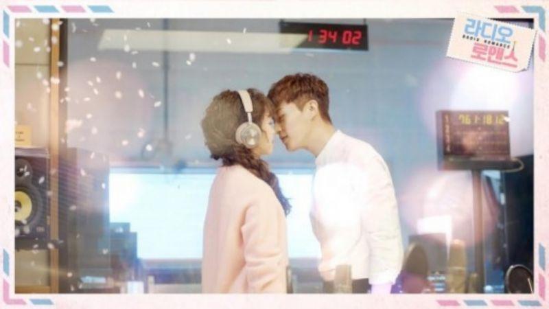 尹斗俊金所炫有颜又有演技! 《Radio Romance》首发预告中就Kiss