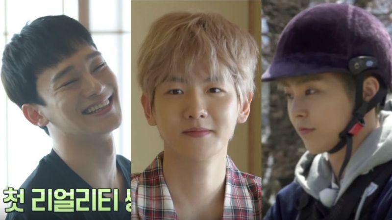 EXO最新真人秀节目预告影片公开!居然请来「李政宰」介绍节目?
