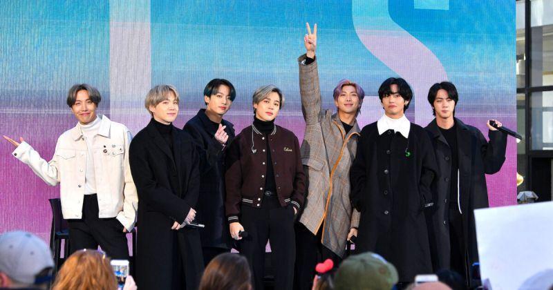 来向BTS防弹少年团学韩文!专属韩语教材明公开