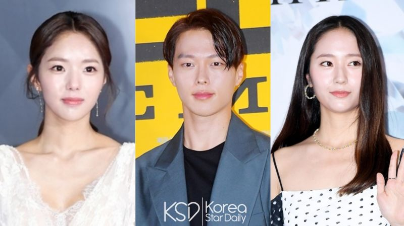 张基龙、郑秀晶(Krystal)、蔡秀彬将合作电影《酸酸甜甜》!预计年底开拍