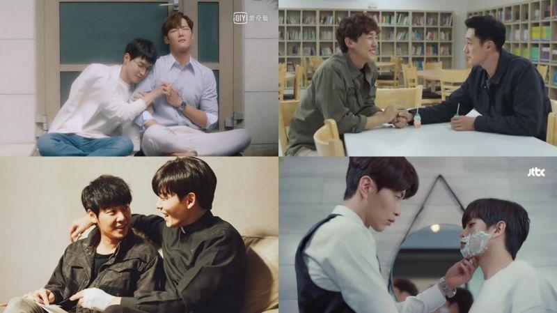 近期ON档韩剧中的男男Bromance组合,你最关注哪一对呢~?