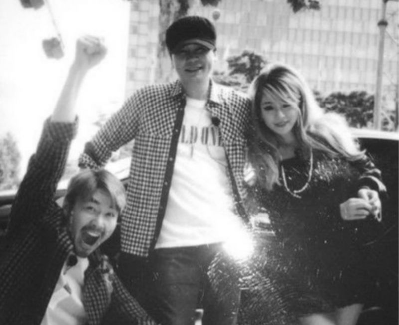YG梁鉉錫代表馬拉松錄選秀新節目《MIX NINE》 威脅PD沒意思的話就走著瞧
