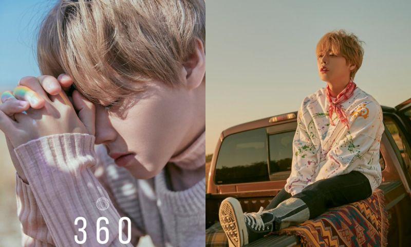 朴志訓新專輯《360》預告片+曲目公開 包括金在奐贈曲!