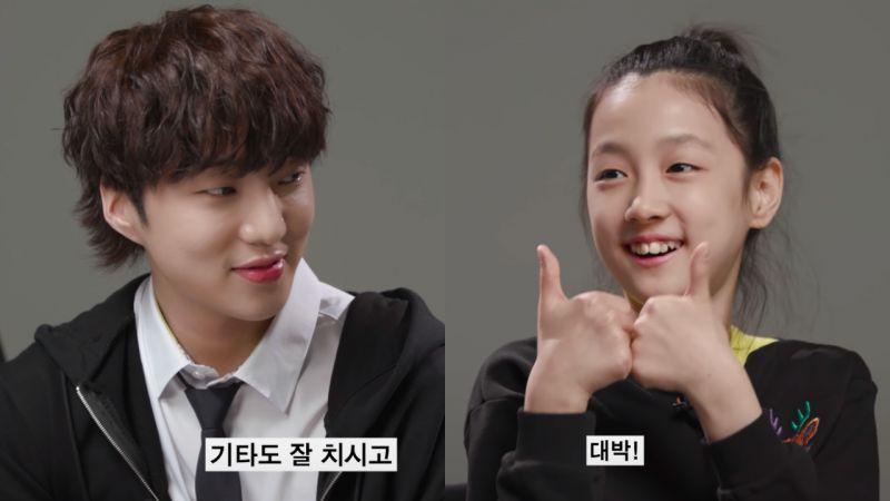 【有洋蔥】WINNER姜昇潤對不認識自己的小朋友說:「我要去參加《Super Star K》,成為大明星了!」
