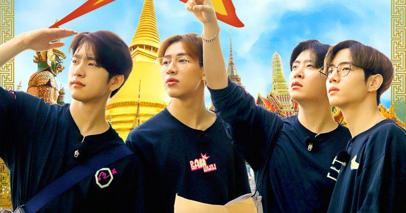 不愧是綜藝之王!《GOT7 的 Real Thai》完結 刷新 XtvN 最高收視率