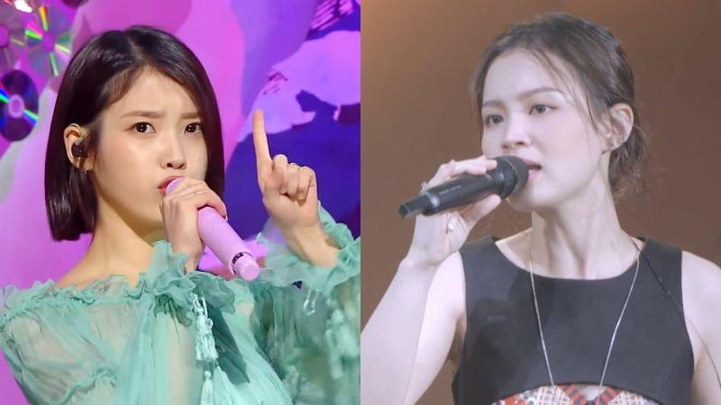 實力派女歌手 IU、LEE HI 為自己的 SOLO 曲唱 Rap 的經典 live 影片!