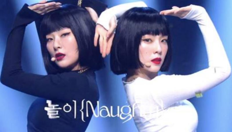 论MV拍摄技术只服SM娱乐!Irene&涩琪的MV原来是这么拍出来的