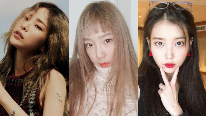 10月有超多新歌可以听!「音源大雾」等级的SOLO女歌手:Heize、太妍、IU都将陆续回归!