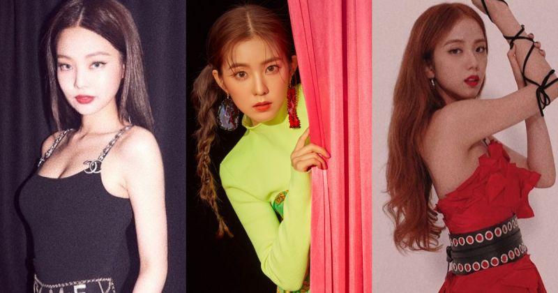 【女团个人品牌评价】Jennie 蝉联半年冠军 前十名组合大变动!