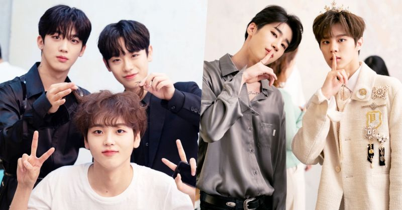 韓國網友推薦《Produce X 101》男團出道名稱:你選哪一個?