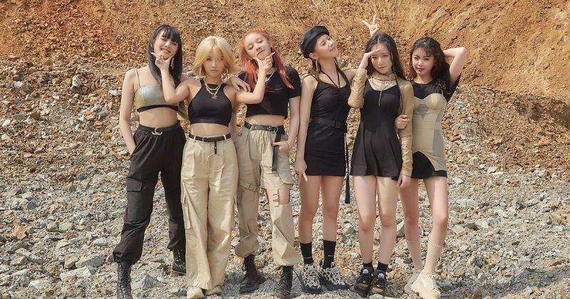 渾身是 Swag!(G)I-DLE 揭開〈Uh-Oh〉MV 預告