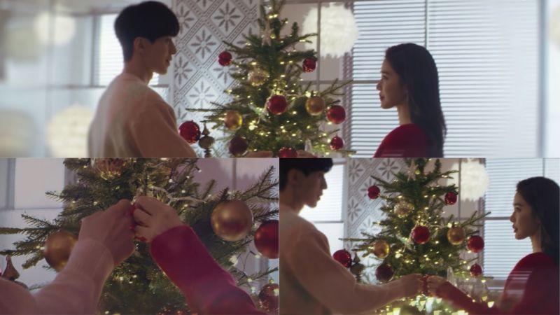 李棟旭、劉寅娜主演《觸及真心》聖誕概念預告公開!這真的是...光預告就讓人心動呀♥