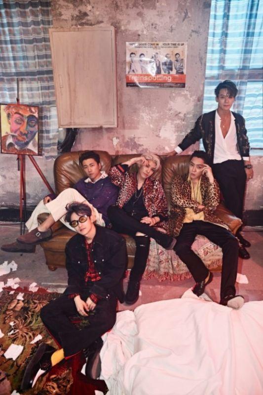 水晶男孩人氣無遠弗屆 20 周年紀念專輯打入 World Albums Chart