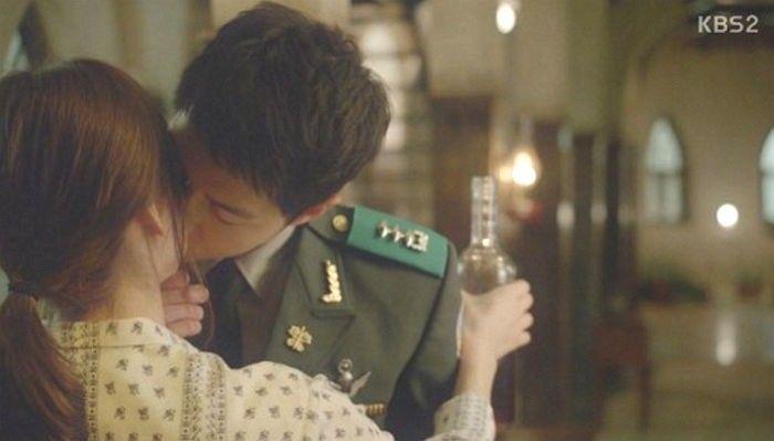 《太陽的後裔》才播五集 首爾圈收視率突破30%