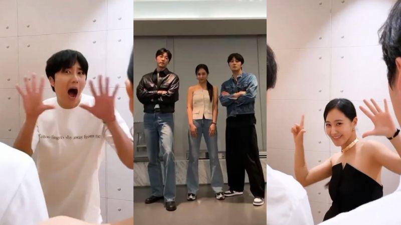 《打包袱》丁一宇&權俞利&申譞洙合體dance實現收視率公約,為電視台創下新高紀錄!