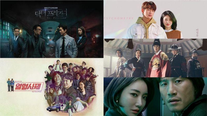【KSD評分】由韓星網讀者評分!《Dr. Prisoner》登榜首 《會讀心術的那小子》、《附身》新進榜