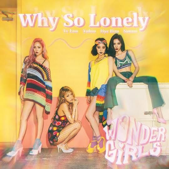 Wonder Girls 回歸首演 《Why So Lonely》盡顯復古嬉皮