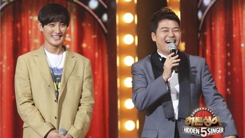 H.O.T. 再相聚!《Hidden Singer》首集主角安七炫,特邀Tony、李在元出演