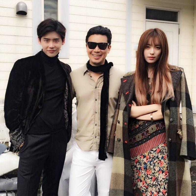 《W》李钟硕、韩孝周在日本拍摄杂志?必须收藏!