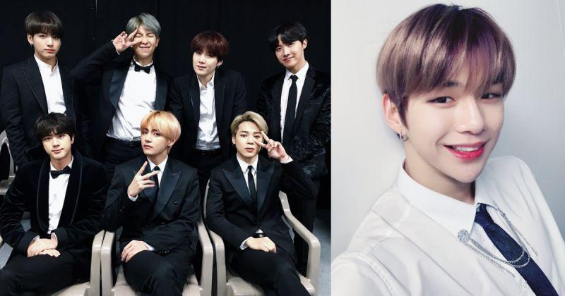 去年最熱門偶像代表?《Idol Chart》年度結算由 BTS防彈少年團、姜丹尼爾包辦