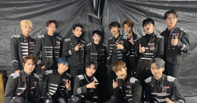 13 種魅力強力來襲 SEVENTEEN 迷你六輯概念照公開!