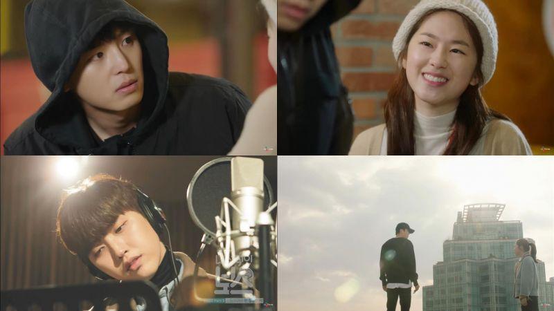 B1A4燦多獻聲《內向的老闆》OST MV深情完整公開