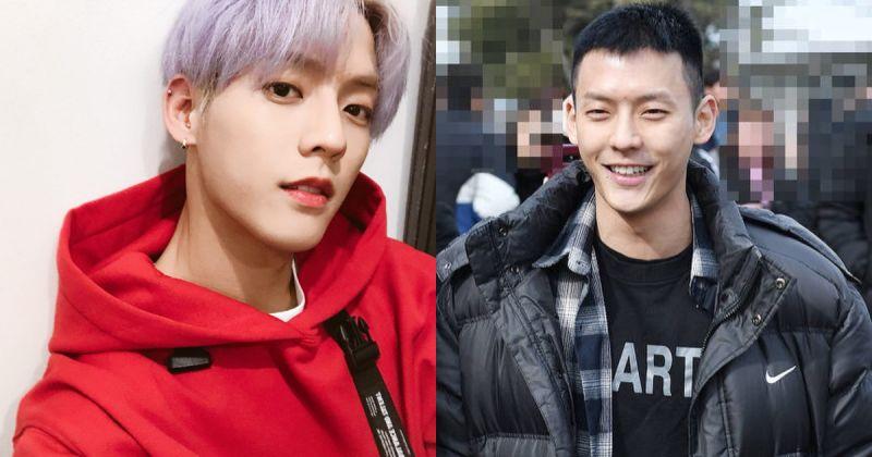 BTOB 鄭鎰勳、Peniel 去軍營探訪李旼赫 「我過得很好」!