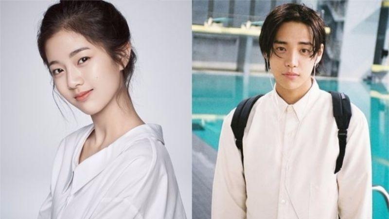是YG與JYP的合作呢!ONE與申銀秀擔任tvN獨幕劇《文集》男女主角!
