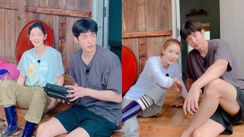 「有趣的朋友」出演《一日三餐》讓姐姐們「笑不停」!尹世雅、朴素丹紛紛於SNS分享與南柱赫合照