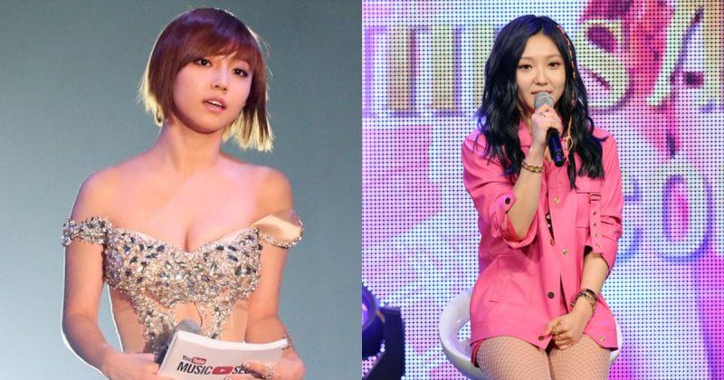 前 miss A 成员 Min 与新东家签约 以国际化发展为目标