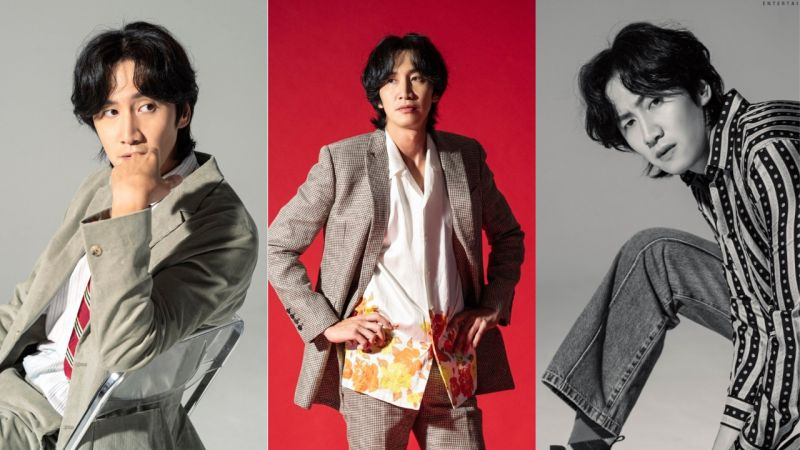 【多圖】「亞洲王子」李光洙畫報拍攝花絮照公開!不愧是模特兒出身的,表情、姿勢看起來都很專業 XD