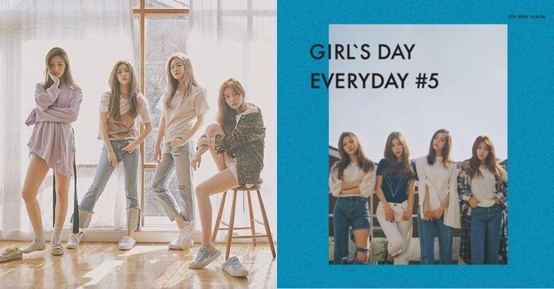 Girl's Day正式回歸!新專輯主打《I'll be yours》MV霸氣公開啦~