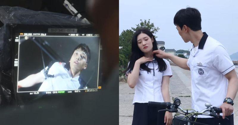 SBS最新水木剧《再次重逢的世界》莫名好吸引人~!吕珍九车祸场面原来是这样拍摄完成的啊…!