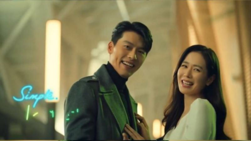 高甜预警!炫彬和女友合体拍广告,孙艺真那句「I Do」超会的