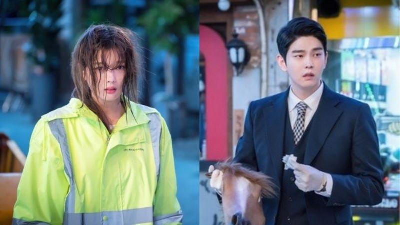 《先熱情地打掃吧》劇照公開!金裕貞、尹鈞相不尋常的初次相見,兩人的演技令人期待!