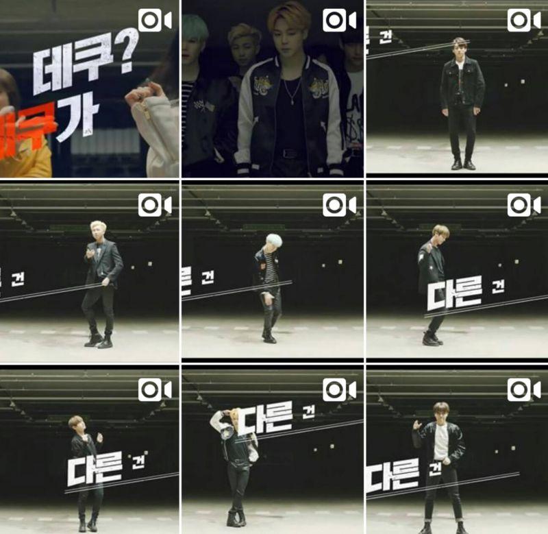 有看過SKT【防彈少年團】7人7色的最新獨舞嗎?