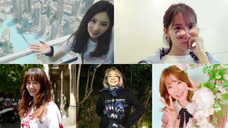 久違了的團綜!少女時代成員太妍、潤娥、孝淵、俞利、Sunny前往法國拍攝真人秀!