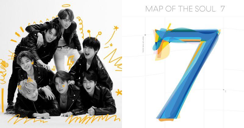 BTS防弹少年团新专辑收录 20 首歌 主打歌邀 Sia 合作!
