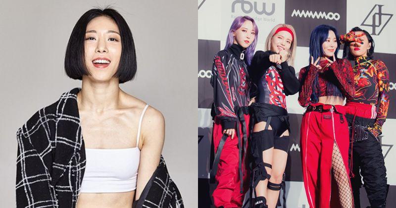 知名编舞家 Lia Kim 为 MAMAMOO 编舞原来曾遭「退件」?