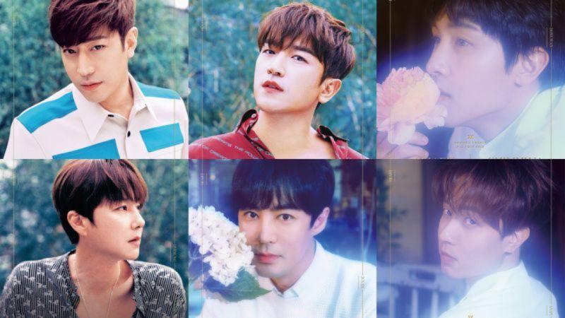 神話廿週年紀念專輯曲目表曝光 收錄尹美萊跨刀合作曲!