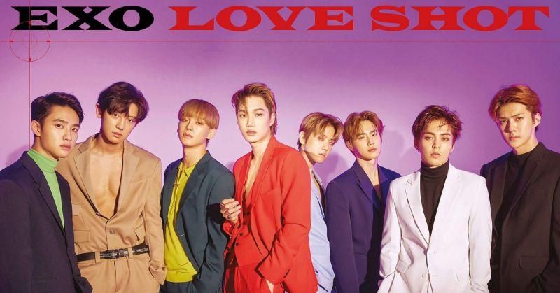 重温 EXO 的火热魅力 〈Love Shot〉MV 破三亿!
