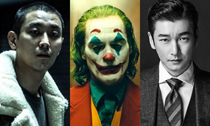 《Joker》韩国版假想选角! 每一位都是实力派,看到最后已经脊背发凉!